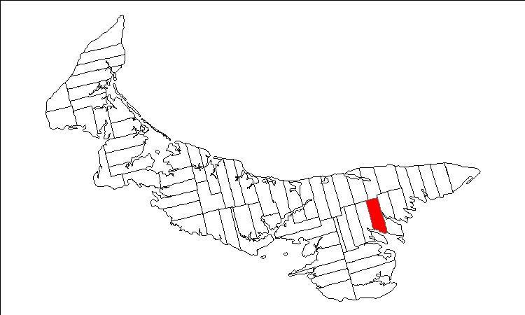 Lot 54, Prince Edward Island