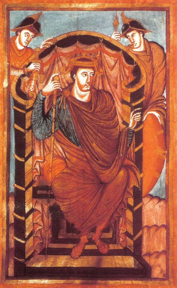 Lothair I FileLothair I Holy Roman Emperorjpg Wikimedia Commons