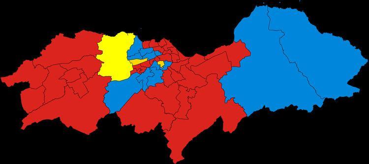Lothian Regional Council election, 1990
