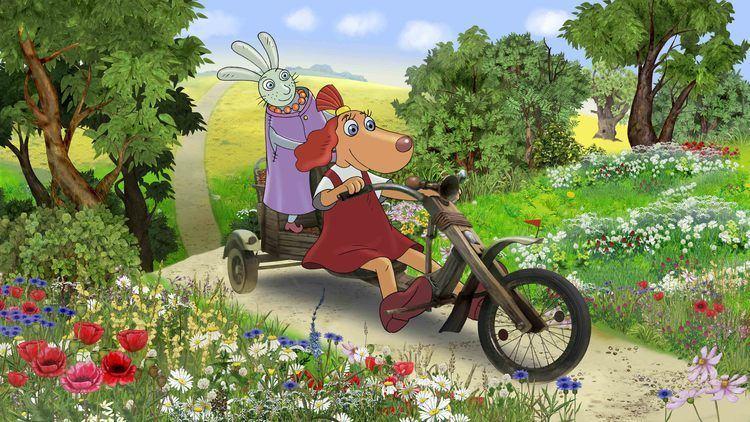 Lotte from Gadgetville Lotte from Gadgetville Providence Childrens Film Festival