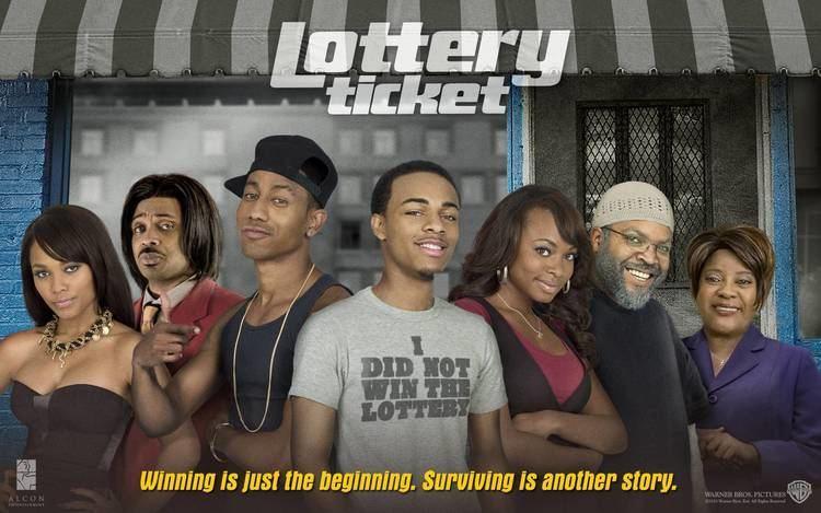 Lottery Ticket (2010 film) Photos of Brandon T Jackson