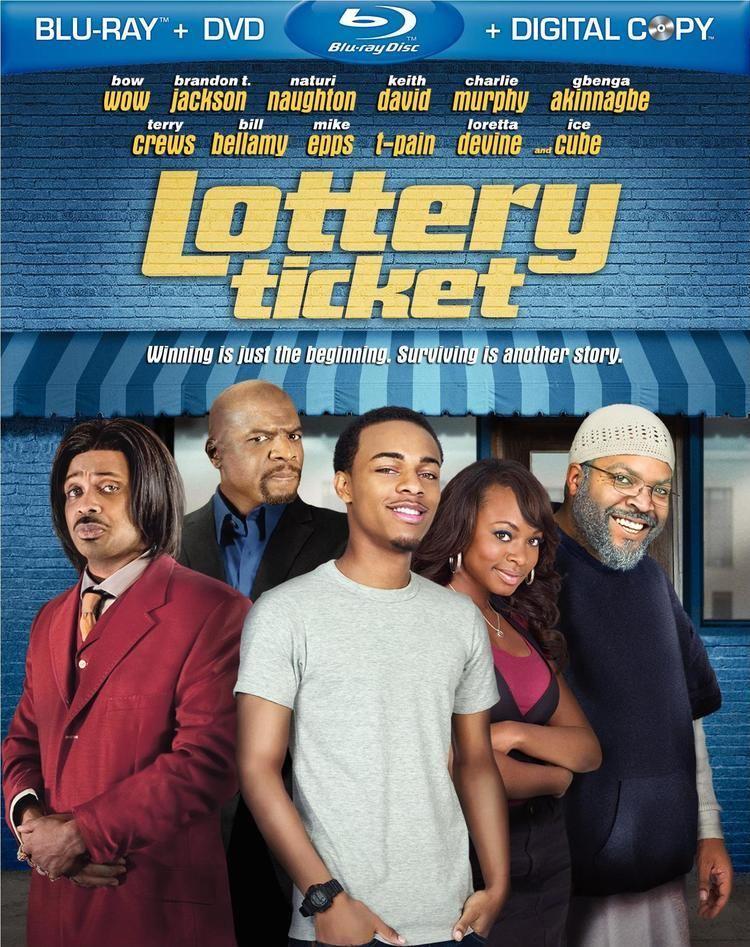 Lottery Ticket (2010 film) Lottery Ticket Bluray