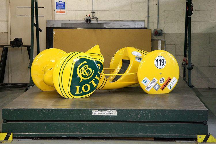 Lotus 119