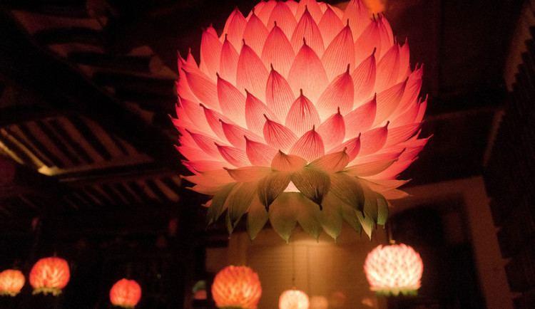 Lotus Lantern Chinese Legend The Magical Lotus Lantern Vision Times