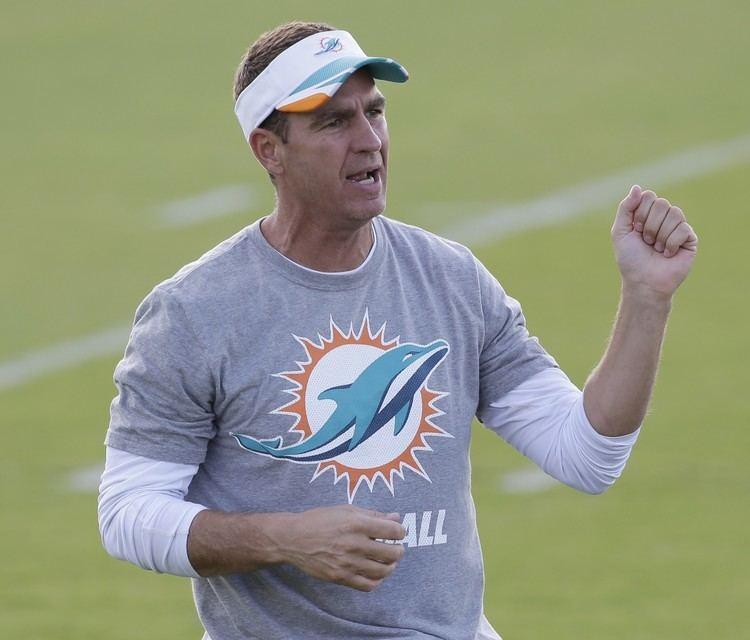 Lou Anarumo Dolphins Fire Kevin Coyle Promote Lou Anarumo Miami New
