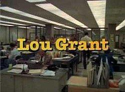 Lou Grant (TV series) Lou Grant TV series Wikipedia