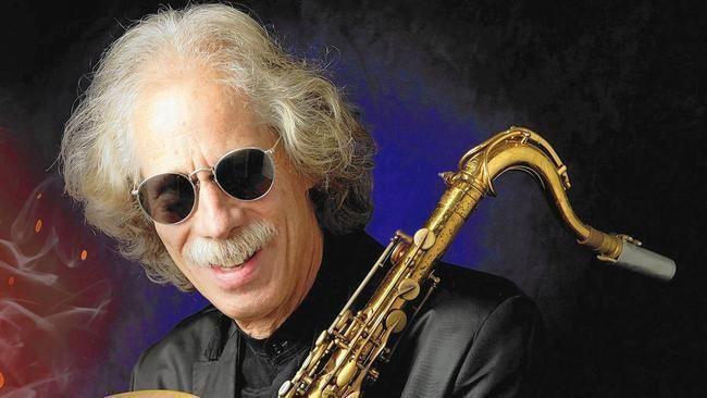Lou Marini Elgin Symphony presenting jazz show with Blues Bros sax