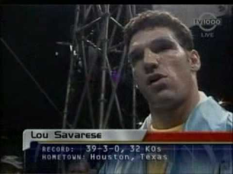 Lou Savarese httpsiytimgcomvixyj4UWSBbohqdefaultjpg