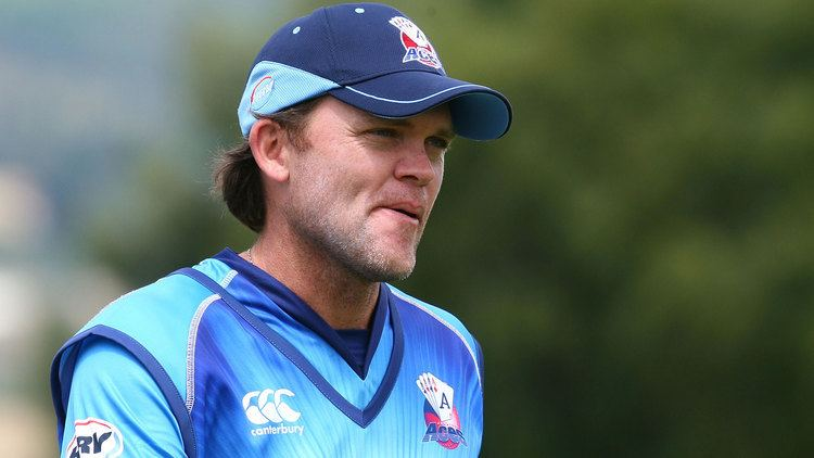 Lou Vincent (Cricketer) in the past