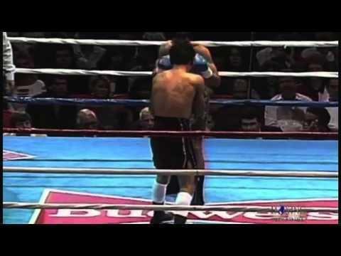 Louie Espinoza KO Vault Louie Espinoza vs Jose Luis Martinez Aug 121991 YouTube