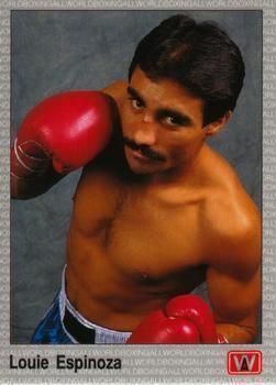 Louie Espinoza Louie Espinoza Gallery The Trading Card Database