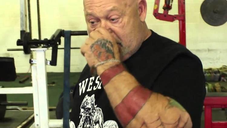 Louie Simmons Powerlifting Legend Louie Simmons A Shoulder HemiCAP Patient Part