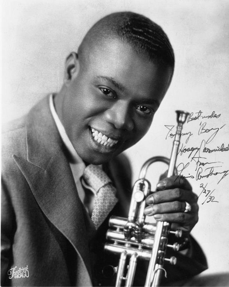 Louis Armstrong Riverwalk Jazz Stanford University Libraries