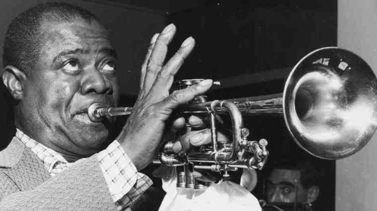 Louis Armstrong Louis Armstrong and the Jazz Age Mountain View Mirror