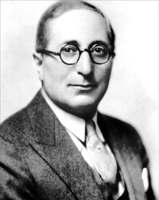 Louis B. Mayer HOLLYWOODLAND Louis B Mayer