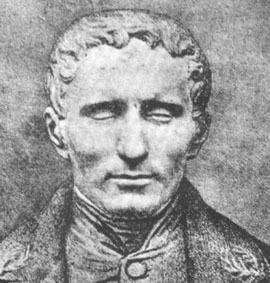 Louis Braille Louis Braille the inventor of the Braille Alphabet He invented his