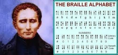 Louis Braille Celebrating Louis Braille GoGreenDrop Blog