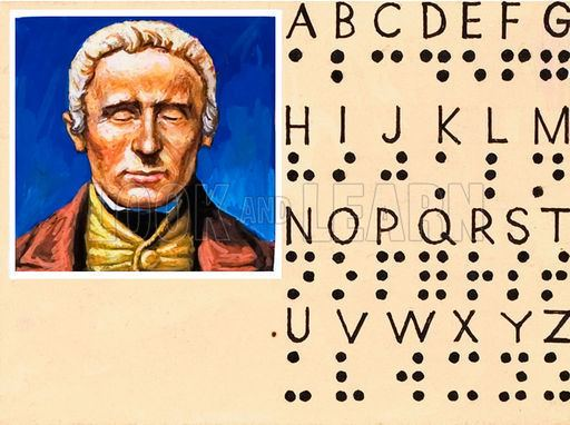 Louis Braille Louis Braille You Gave Us Light Poem by Rajnish Manga Poem Hunter
