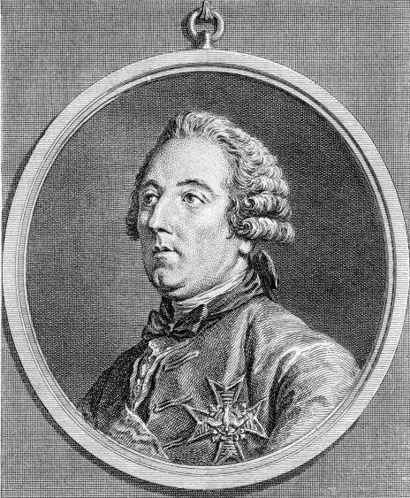 Louis Cesar de La Baume Le Blanc