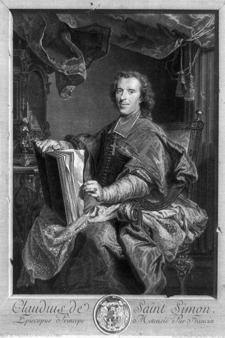 Louis de Rouvroy, duc de Saint-Simon FileClaude de Rouvroy de SaintSimon by Jean Dulljpg
