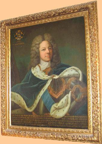 Louis de Rouvroy, duc de Saint-Simon SaintSimon a La Ferte Vidame