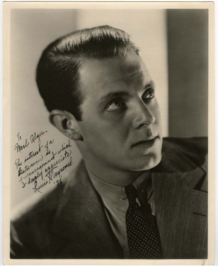 Louis Hayward Louis Hayward Autographed Photo Actor Autographs