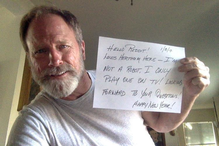 Louis Herthum Hello Everyone My name is Louis Herthum and I played Peter