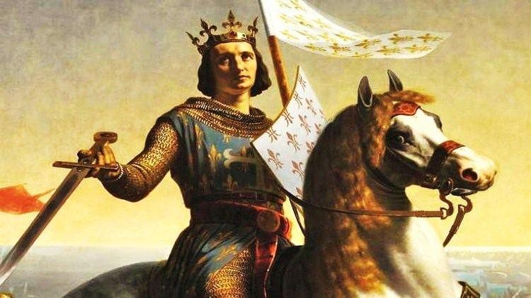 Louis IX of France Louis IX The Crusader King YouTube