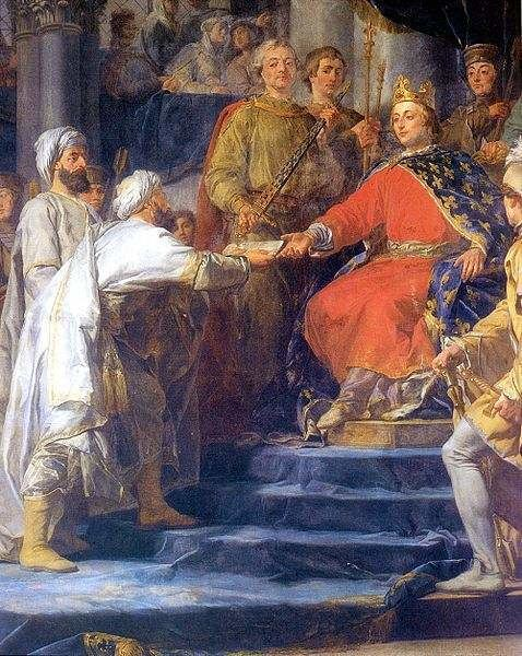 Louis IX of France 800year anniversary of the birth of St Louis IX of