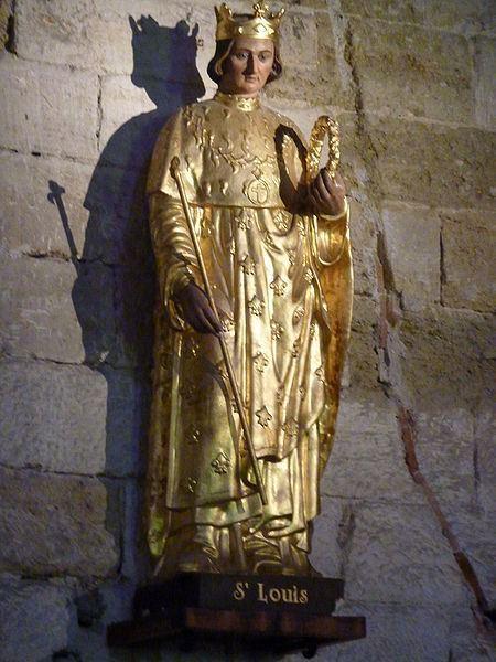 Louis IX of France St Louis IX of France A king should never abandon his