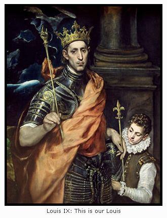 Louis IX of France Which Louis is Saint Louis Distilled History