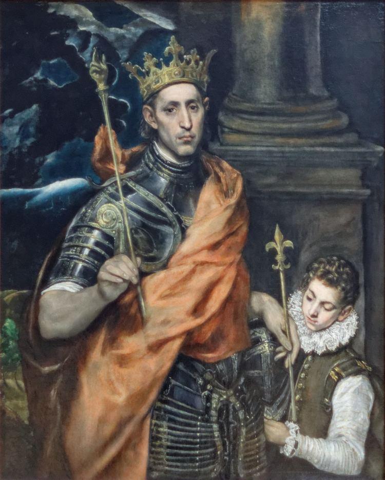 Louis IX of France Saint Louis IX of France Simple English Wikipedia the free