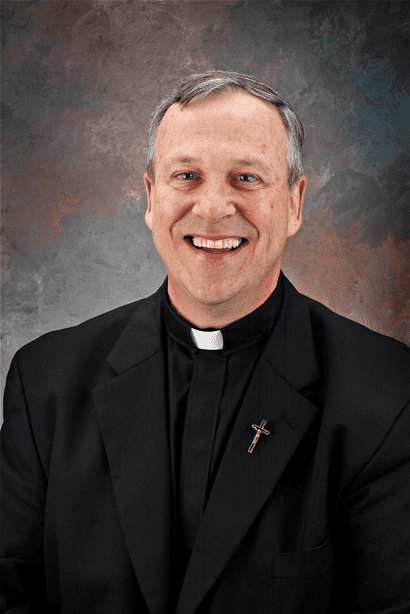 Louis Lougen Fr Louis Lougen OMI Reelected as Superior General Missionary