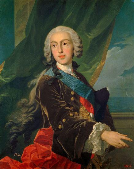 Louis-Michel van Loo The Infante Philip of Bourbon Duke of P Louis Michel