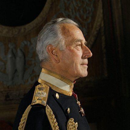 Louis Mountbatten, 1st Earl Mountbatten of Burma Louis Mountbatten Earl Mountbatten of Burma by Bernard