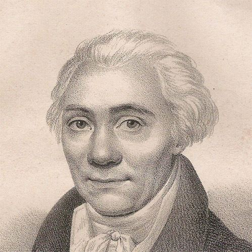 Louis Nicolas Vauquelin Antique Prints Portrait of Louis Nicolas Vauquelin French