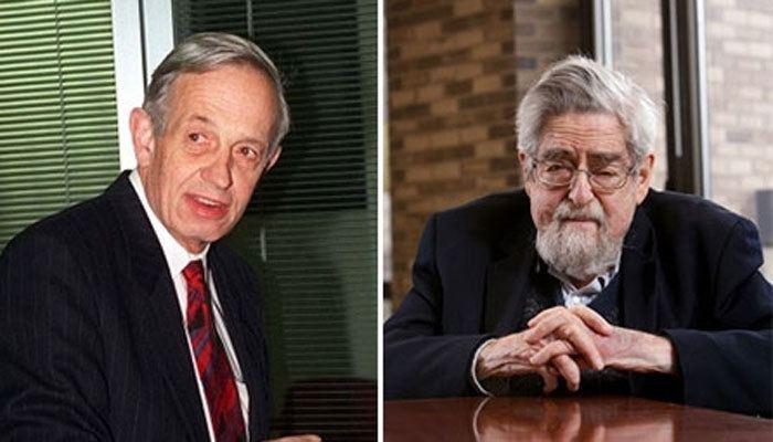 Louis Nirenberg John F Nash and Louis Nirenberg win 39maths Nobel39 for