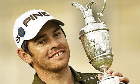 Louis Oosthuizen The Open 2010 Grumblers cannot diminish Louis