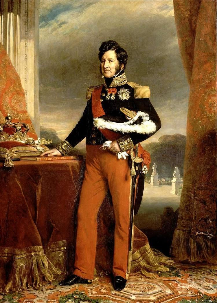 Louis Philippe I FileFranz Xaver Winterhalter King Louis Philippejpg