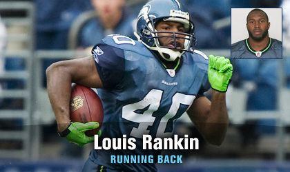 Louis Rankin Seattle Seahawks Louis Rankin