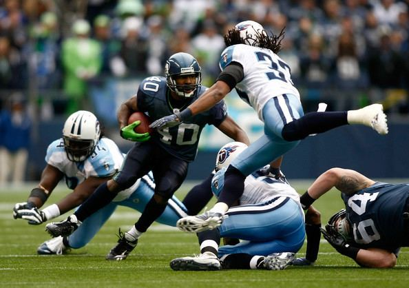 Louis Rankin Louis Rankin Pictures Tennessee Titans v Seattle