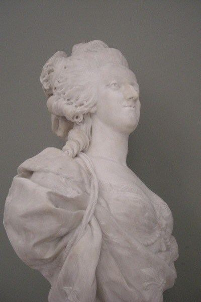 Louis-Simon Boizot Marie Antoinette by LouisSimon Boizot Madame Guillotine