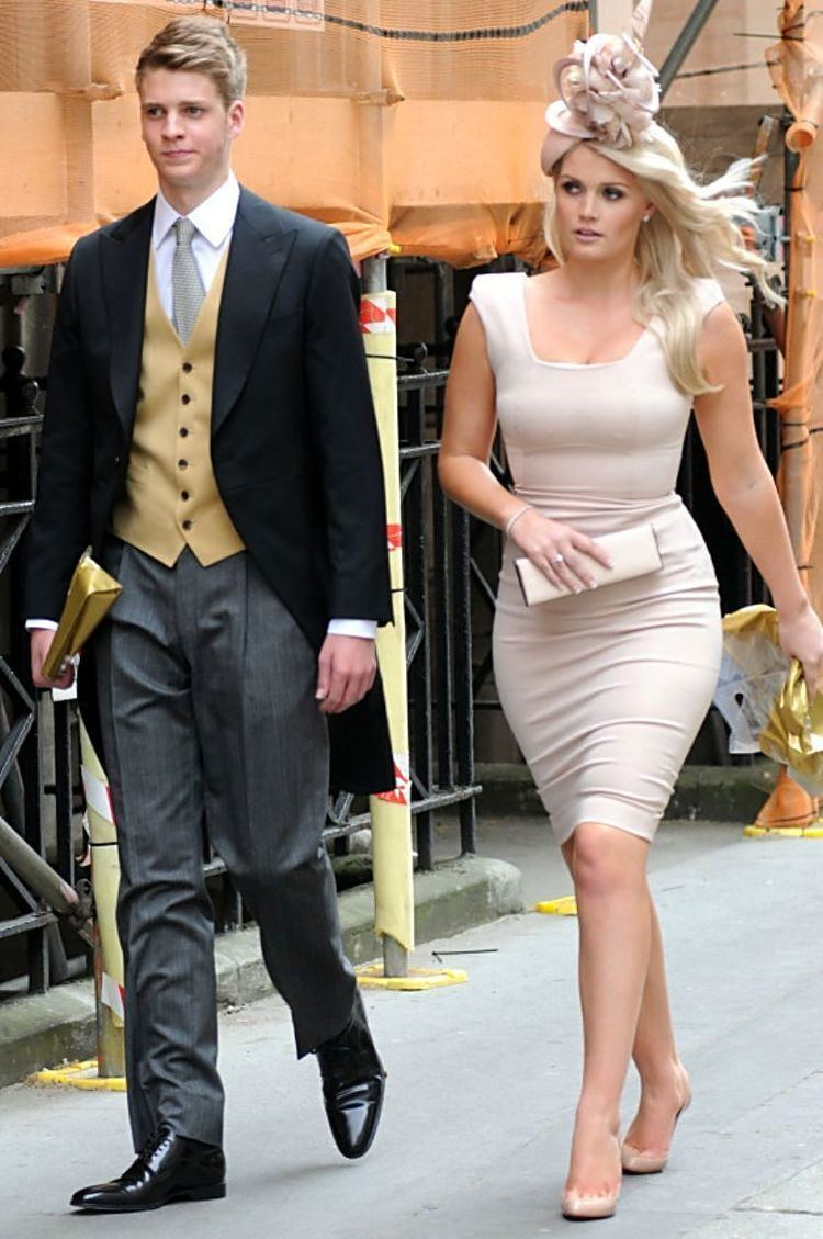 Louis Spencer, Viscount Althorp Lady Kitty Spencer I suppose people will always try to
