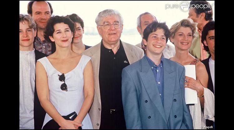 Louis, the Child King Jocelyn Quivrin Cannes en 1993 pour la prsentation du film