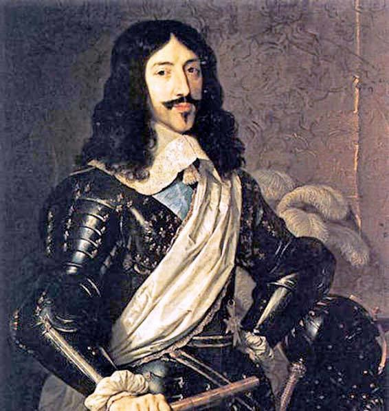 Louis XIII of France Today in History 23 April 1615 France39s King Louis XIII