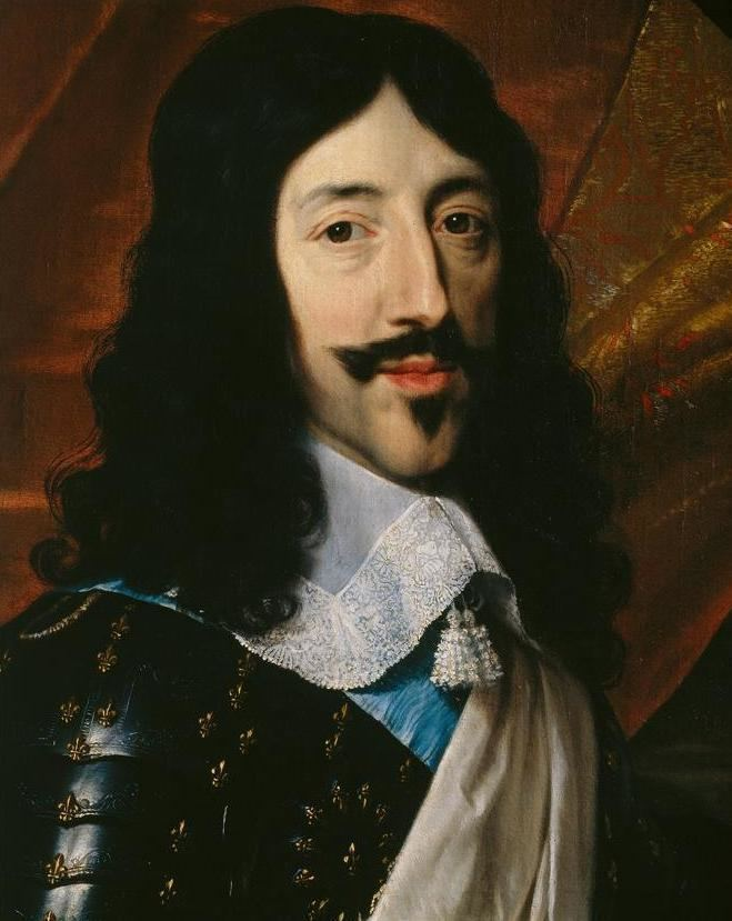 Louis XIII of France FUCK YEAH HISTORY CRUSHES Louis XIII of France born