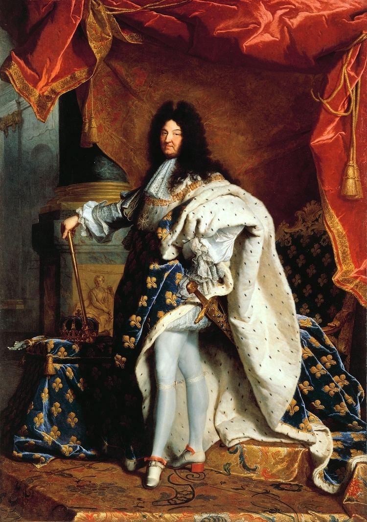 Louis XIV of France Louis XIV of France Wikipedia the free encyclopedia