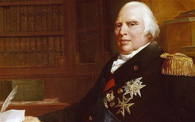 Louis XVIII of France In pictures royals in exile Telegraph