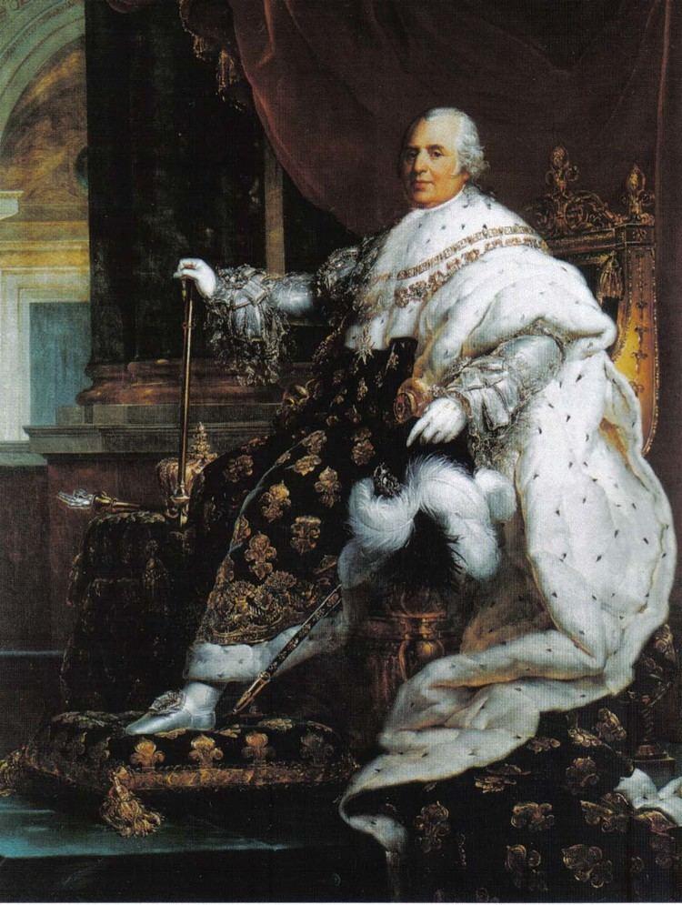 Louis XVIII of France LeeLesMiserables French Gov39t 17951848