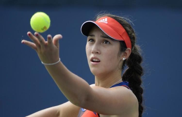 Louisa Chirico Bondy Top tennis prospect torn between college pros NY